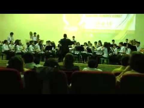 As All the Heavens Were a Bell... Banda Sinfónica Yariguíes de San Vicente de Chucurí - Santander