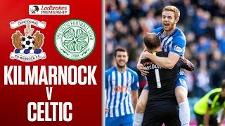 Kilmarnock 2-1 Celtic | Hoops lose again after last-minute Findlay winner! | Ladbrokes Premiership