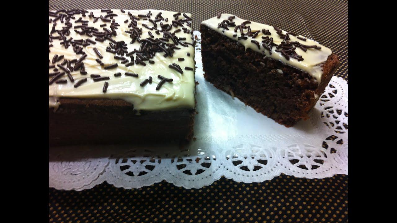 No Flour Chocolate Cake