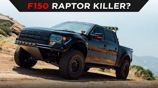 homepage tile video photo for 2011 FORD F150 - RAPTOR KILLER   TOYO TIRES [4K60]