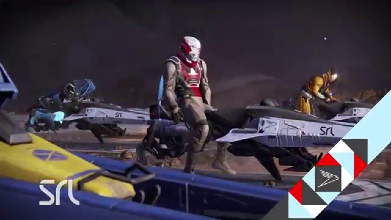 DESTINY 2 NEWS | Secret Puzzles, Destination NPC's, Post ...  |Destiny Game Races