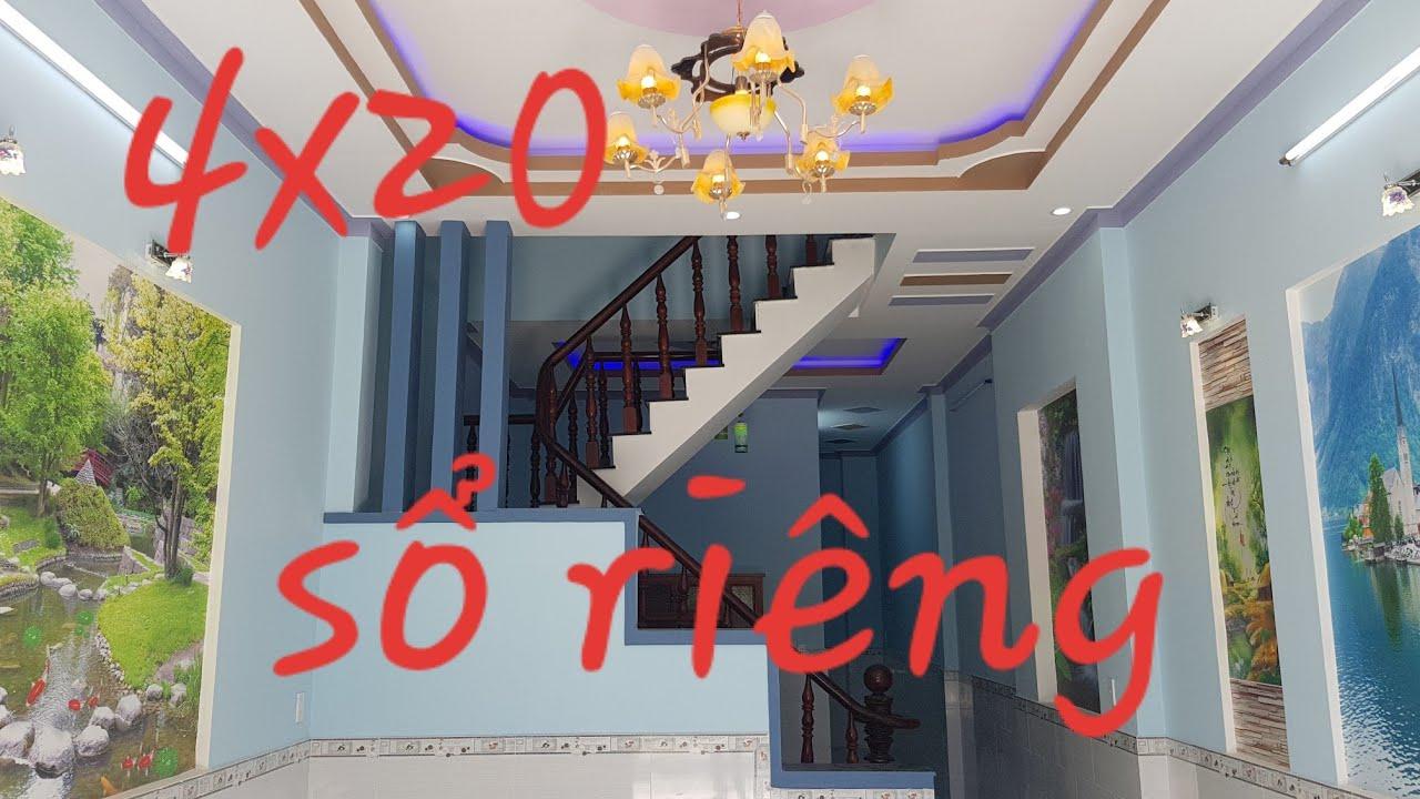 Bán nhà lầu Dt 4×20 mẫu nhà 1lầu mái thái.tại Tân Phước Khánh – Bình Chuẩn – Bình Dương- An Phú