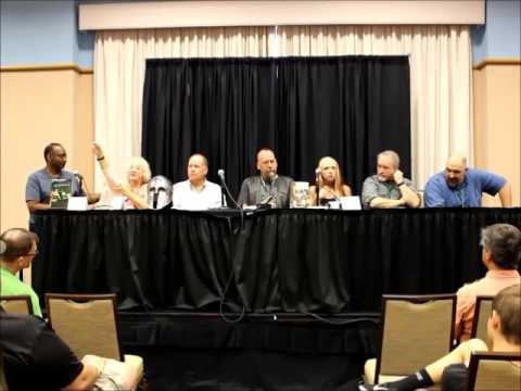 Action and fantasy writing   How do you get started Tampa Bay Comic Con 2017 Part 2