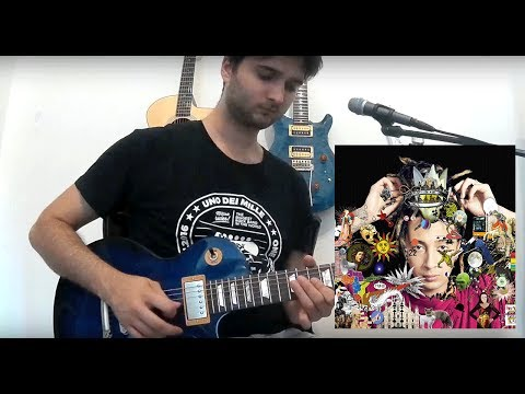Ghali Liberté Intro e Accordi Guitar Lesson