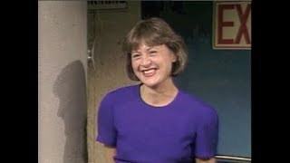 """""""Laurie's Day"""" on Late Night, October 18, 1991"""