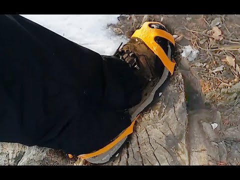 Best Ice and Snow Cleats for Winter Walking and Hiking! UPDATED