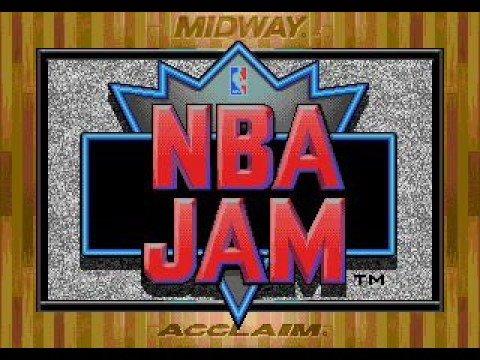 NBA Jam (Sega Genesis) - Main Theme music
