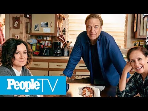Sara Gilbert, John Goodman & Laurie Metcalf Speak Out On Roseanne Barr's Offensive Tweet  PeopleTV