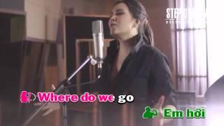 [Karaoke] Tình về nơi đâu Full_Ken.Wasabi