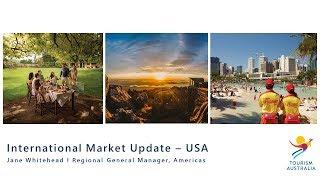 Tourism Australia market update - USA