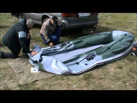 Аквилон (Aquilon) - надувная моторная лодка ПВХ с дном низкого давления (НДНД) 101