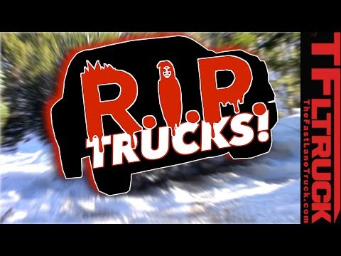 Here are the TOP 5 Trucks That DIED This Year & Why They Went Away!