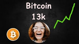 Bitcoin About To Hit 13k But What About The Altcoins?