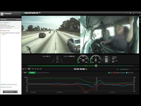 SmartDrive- Keeping drivers, cargo and vehicles safe.