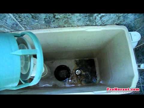 Reparando la Cisterna del inodoro