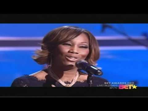 Yolanda Adams performing BE STILL  on 062111