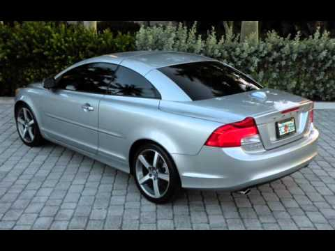 2011 volvo c70 t5 convertible ft myers fl for sale in fort. Black Bedroom Furniture Sets. Home Design Ideas