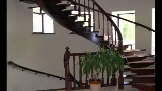 видео О деревянных лестницах и некоторых особенностях