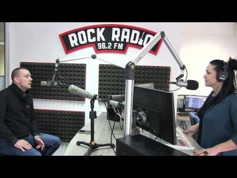 ROCK RADIO: Bend Trnje, Luka Rašković - INTERVJU