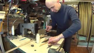 Сапожный нож своими руками. Инструмент для ремонта обуви.