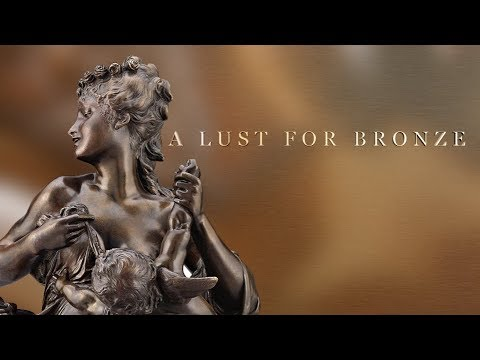 A Lust for Bronze Sculpture from M.S. Rau Antiques