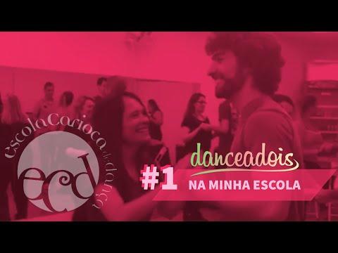 Dance a Dois na Minha Escola de Dança 1 ~   de Forró na Tijuca - RJ