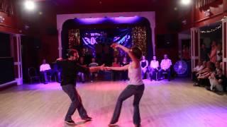 Pj Turner & Lindsey Nastos Uk Westie Bootcamp 2014 Pro Jnj