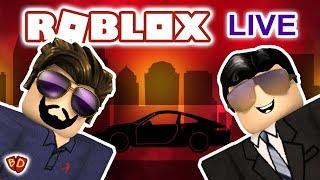 🔴 Roblox Live | Vehicle Simulator and Ultimate Driving | Ben and Dad