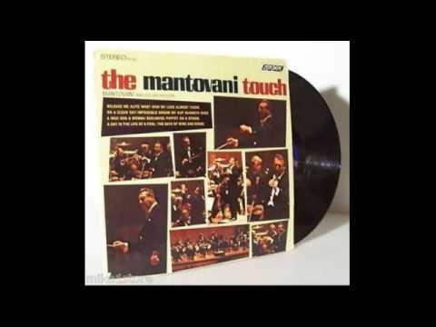 Mantovani And His Orchestra – The Mantovani Touch  - 1967 - full vinyl album