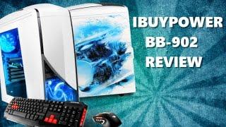 IBuyPower BB-902 gaming desktop review (2016)
