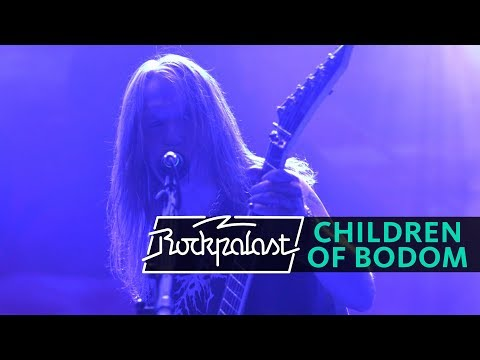 Children Of Bodom   Rockpalast  2017