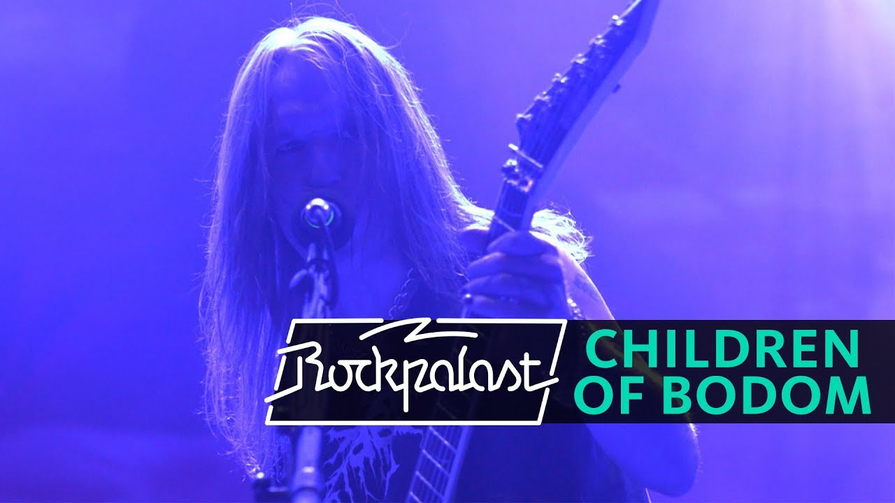 Download Children Of Bodom live   Rockpalast   2017