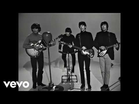 Клип The Beatles - I Feel Fine