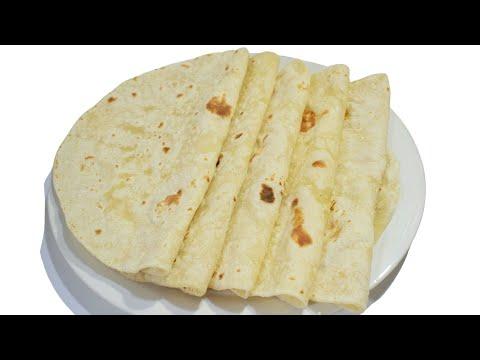 How to make Soft Flour Tortillas   Homemade Tortilla Recipe   Como Hacer Tortillas de Harina