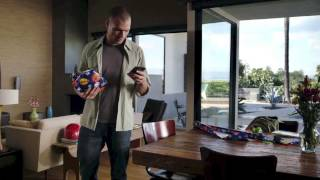 Ethan Stone in Samsung Galaxy Note 4 Commercial