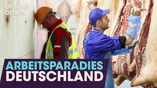 Arbeitsparadies Deutschland