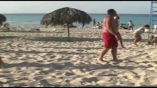 Norm Invades Villa Cuba Love, Varadero, Cuba