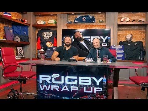 Texas Rugby's Grant Cole re Hurricane Harvey, Ruggers Helping. Alex Corbisiero in Studio