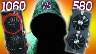 MSI Gaming X GTX 1060 Vs. RX 580 Nitro+ - Which is the BEST Mid-Range Gaming Card?
