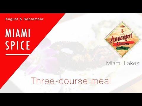 Anacapri Miami Spice 2019 60 Sec
