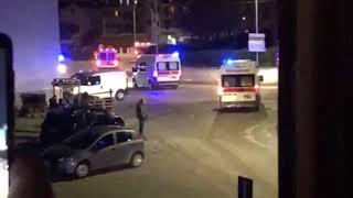 Anziani della casa di riposo di Agnone trasferito in ambulanza