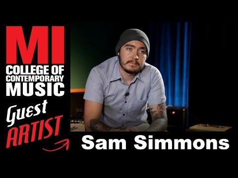 Sam Simmons Tour Manager