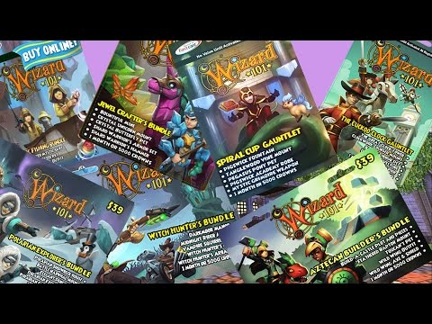 """Wizard101: 3rd Year Anniversary Giveaway 
