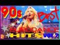 90's Best Eurodance Hits Vol.2 Serega Bolonkin Mix │ Лучшие танцевальные хиты 90 Видеомикс