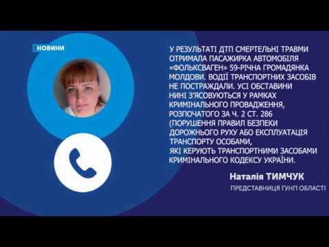 Телеканал UA: Житомир: 12.10.2018.Новини. 17:00