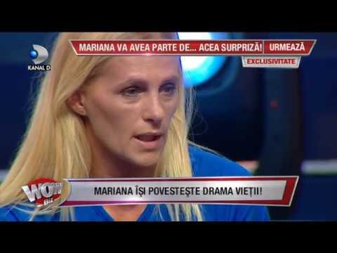 WOWBIZ (27.03.2018) - Mariana a avut parte de o mare surpriza! Cum a reactionat? Partea 4