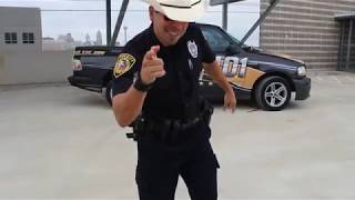 The Dancing Deputy #thegitupchallenge