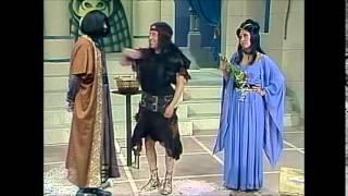 Chespirito - Sanson y Dalila
