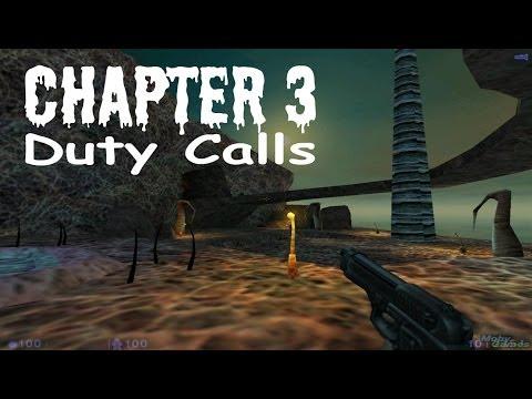Blue Shift (100%) Walkthrough (Chapter 3: Duty Calls)