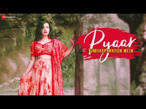 Pyaar Tumhari Ankhon Mein - Official Music Video | Soumee Sailsh, Keshav Kumar, Ashish U & Pincky B